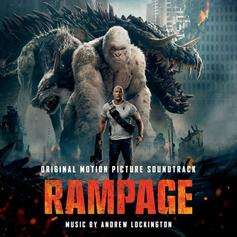 """Kid Cudi Emerges For """"The Rage"""" From """"Rampage"""" Soundtrack"""