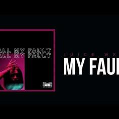 """Juice WRLD Drops His Second Track Of The Day With """"My Fault"""""""