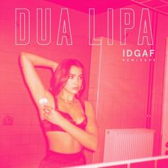 "Saweetie Joins Dua Lipa On Official ""IDGAF"" Remix"