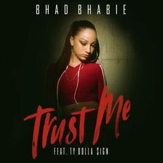 """Bhad Bhabie & Ty Dolla $ign Take On New Single """"Trust Me"""""""