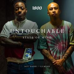 "Ace Hood & !llmind Team Up On ""Untouchable State Of Mind"""