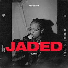 "Jacquees Flips Drake's ""Jaded"" For His Latest QueMix"