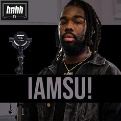 IAMSU! Steps To The Plate In The Latest HNHH Freestyle Session
