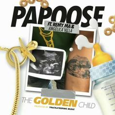 "Papoose & Remy Ma Dedicate New Song To Unborn Child With ""The Golden Child"""