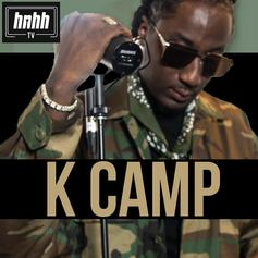 K Camp Comes Through With A Nice Flow In His HNHH Freestyle Session