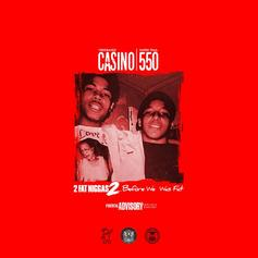 "Casino & 550 Team Up On ""2 Fat N***az: Before We Was Fat"" Ft. Future & More"