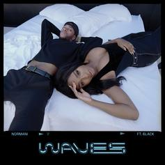 "Normani Links Up With 6lack On ""Waves"""