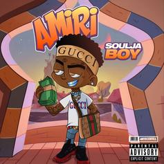 "Soulja Boy Keeps Cash Flowing Out Of His ""Amiri"" Bag On New Track"