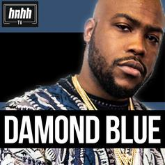 Damond Blue Starts Off The New Year Of HNHH Freestyle Sessions