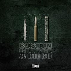 "Jeezy & Boston George Drop Collab Project ""Boston George & Diego"""