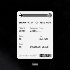 "Skepta Disses ""Boy Better Know"" Associate Wiley  On ""Wish You Were Here"""