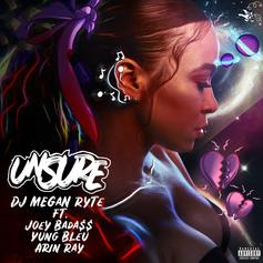 "DJ Megan Ryte Rounds Up Joey Bada$$, Yung Bleu & Arin Ray For ""Unsure"""