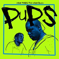 "A$AP Rocky & A$AP Ferg Bark Loudly On New Single ""Pups"""