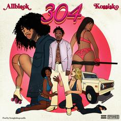 "ALLBLACK Taps Kossisko For His Debaucherous ""304"" Video"