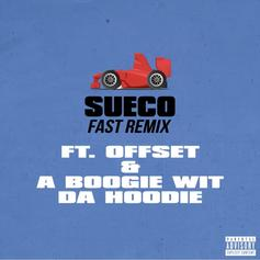 "Offset & A Boogie Wit Da Hoodie Jump On Sueco The Child's Viral Hit ""Fast"""
