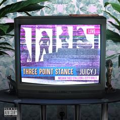 "Juicy J's ""Three Point Stance"" Ft. Megan Thee Stallion & City Girls Is The ""Ultimate Ratchet Anthem"""