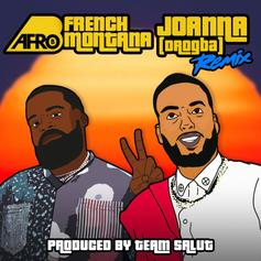 "French Montana Gives ""Unforgettable"" Vibes On Afro B's ""Joanna (Drogba)"" Remix"