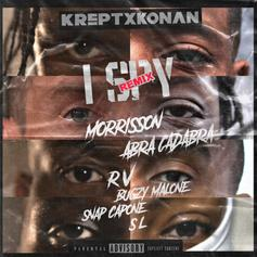 "Krept & Konan Enlist Bugzy Malone, Abra Cadabra & More For ""I Spy"" Remix"