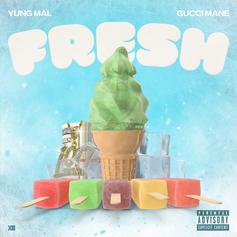 """Gucci Mane Joins Yung Mal On """"Fresh"""" New Single"""