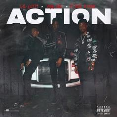 "Yung Mal Drops Thumping ""Action"" With Pi'erre Bourne & Lil Gotit"