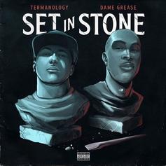 """Termanology & Dame Grease Link Up For Star-Studded """"Set In Stone"""" Project"""