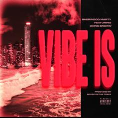 "Chris Brown Holds It Down On Sherwood Marty's ""Vibe Is"""