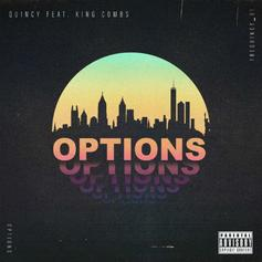 """Quincy Brown Taps His Brother King Combs For """"Options"""" Single"""