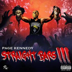 """Page Kennedy Issues """"Straight Bars III"""" Mixtape"""