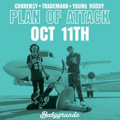 """Curren$y, Trademark & Young Roddy Share """"Big Dogs"""" Ahead Of October 11th Album Release"""