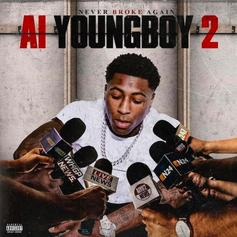 """NBA YoungBoy Is As Consistent As Ever On """"AI YoungBoy 2"""" Track """"Time I'm On"""""""
