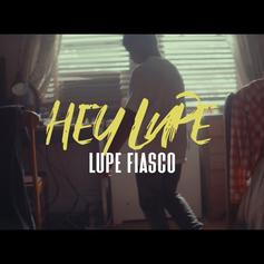 """Lupe Fiasco's """"Hey Lupe"""" Officially Arrives 15 Years Later"""
