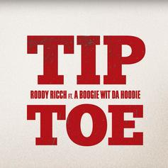 "Roddy Ricch & A Boogie Wit Da Hoodie Release New Banger ""Tip Toe"""