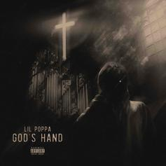 "Lil Poppa Gets Ready For His Upcoming EP With ""God's Hand"""
