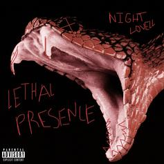"""Night Lovell Drops Off The Sinister """"Lethal Presence"""""""