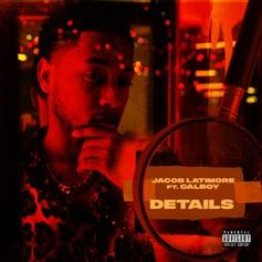 """Jacob Latimore & Calboy Are Attentive In """"Details"""""""