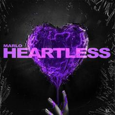 """Quality Control Rapper Marlo Preps Upcoming Album With """"Heartless"""""""