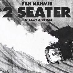 """YBN Nahmir Cruises In A """"2 Seater"""" On His Single With G-Eazy & Offset"""