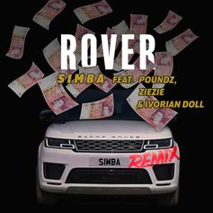 "S1mba Taps Poundz, Ivorian Doll & Ziezie For ""Rover (Remix)"""