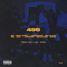 "IDK, YungManny, Rico Nasty & More Line Posse Cut ""495"""