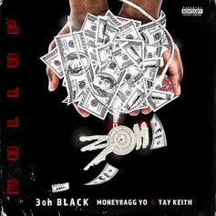 """Moneybagg Yo & Tay Keith Assist 3OhBlack On """"Hollup"""""""