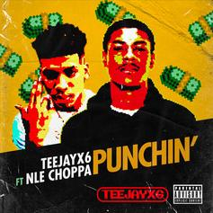 "Teejayx6 Enlists NLE Choppa For New Song ""Punchin'"""