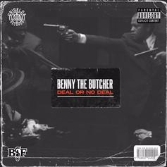 """Benny The Butcher Blazes Through """"Deal Or No Deal"""" Freestyle"""