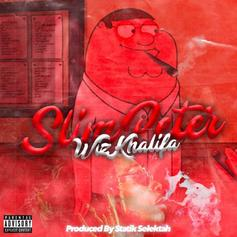"Wiz Khalifa Vibes Out On ""Slim Peter"" Produced By Statik Selektah"