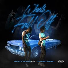 "NUSKI2SQUAD & Quando Rondo Ride Out On ""Wheels Fall Off"""
