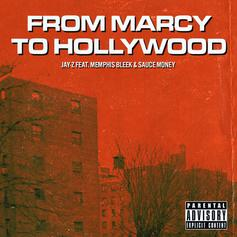 """Jay-Z, Memphis Bleek, & Sauce Money Went """"From Marcy To Hollywood"""""""