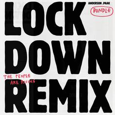 """Anderson .Paak Grabs J.I.D, Jay Rock, & Noname For """"Lockdown Remix"""""""