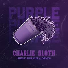 "Charlie Sloth Enlists Polo G & Deno For Melancholic Track ""Purple"""
