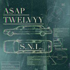"""A$AP Twelvyy Readies """"Noon Yung"""" Project With Single """"S.N.L."""""""