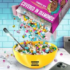 """Famous Dex Returns With New Single """"Covered In Diamonds"""""""