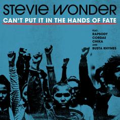 Stevie Wonder Enlists Busta Rhymes, Chika, Cordae, and Rapsody For New Song
